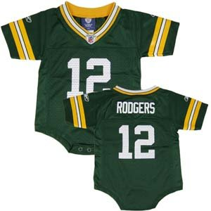 Amazon Aaron Rodgers Green Bay Packers 2009 Baby