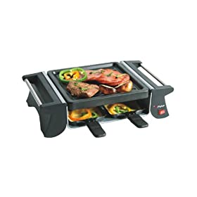 Electric Multi-Level Mini Grill