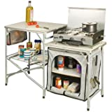 Kampa Commander Field Kitchen stand tent camping