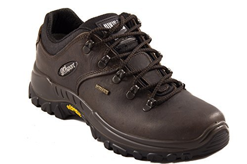 Grisport ,  Scarpe da camminata ed escursionismo uomo, Marrone (blu scuro), 43