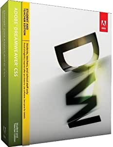 Dreamweaver CS5 - version étudiante et enseignante
