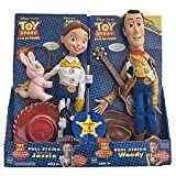 Toy Story Jessie & Woody Pull String Dolls (Combo Pack)