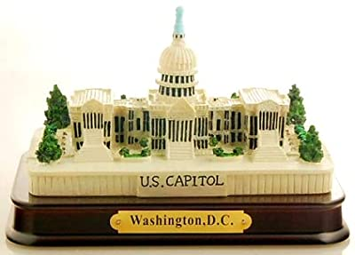 Washington DC Souvenir Paperweight Replica - Capitol, Washington DC Souvenirs, Washington D.C. Gifts