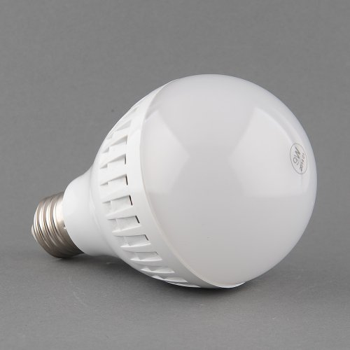 {Factory Direct Sale} E27 Screw Base 3528 Smd 9W Led Light Lamp Bulb Warm White Energy-Efficient Energy_Saving 800Lumen Aluminum 110-220V