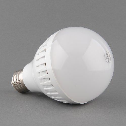 {Factory Direct Sale} E27 Screw Base 3528 Smd 9W Led Light Lamp Bulb Warm White Energy-Efficient Energy_Saving 800Lumen Aluminum 110-220V