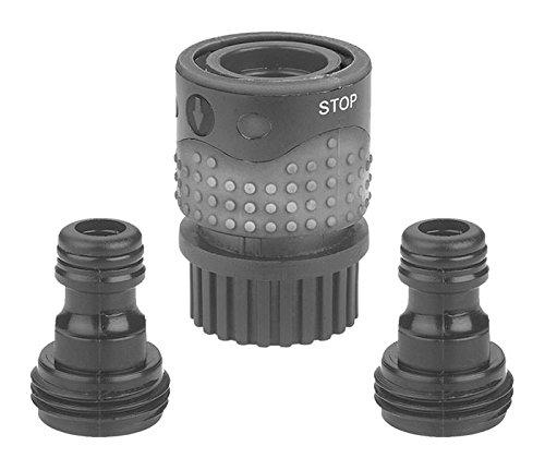 Gilmour-29AQ-Premium-Hose-To-SprinklerSpray-Nozzle-Quick-Connect-Set