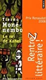 echange, troc Tierno Monénembo - Le roi de Kahel