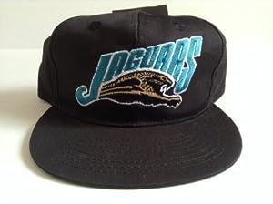 Vintage Jacksonville Jaguars Snapback Hat Cap NFL by Annco