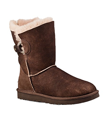 UGG Women's Nash Boot Chocolate Size 9 B(M) US (Chocolate Brown Uggs compare prices)