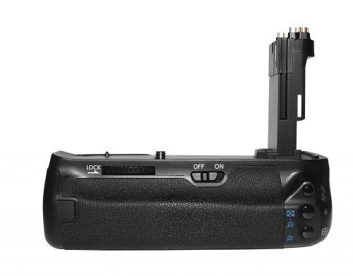 Polaroid Wireless Performance Battery Grip For Canon 6D Digital Slr Camera – Remote Shutter Release Included