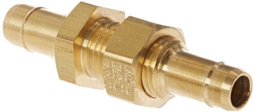 Eaton weatherhead mini barb ca brass fitting