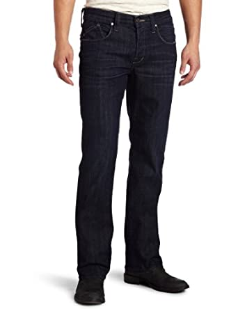 William Rast Men's Logan Straight Leg Jean, Shanghai, 33