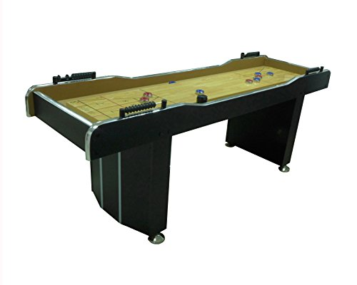 Great Features Of Lion Sports 7-Feet Shuffleboard Game Table