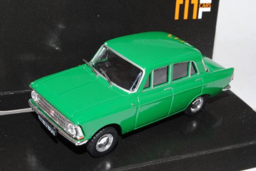 Moskvich 408 Limousine Grün 1/43 Nash Avtoprom Modell Auto