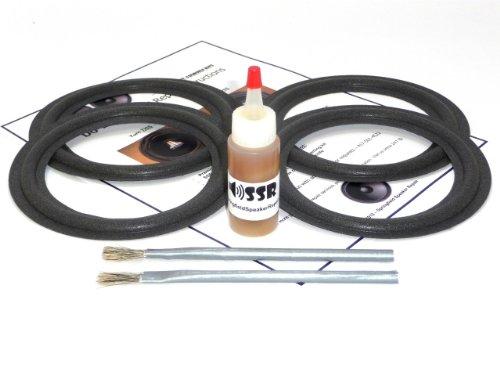"Jbl 6.5"" Speaker Foam Surround Repair Kit - 6.5 Inch"