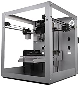 "Solidoodle Workbench Apprentice Dual-Extruder Fully Assembled 3D Printer; 8"" x 6"" x 6"" Maximum Build Dimensions; 0.01-mm Maximum Resolution; 1.75-mm ABS, PLA from Solidoodle"