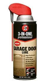 3-IN-ONE 100584 Professional Garage Door Lubricant Spray, 11 oz. (Pack of 1)