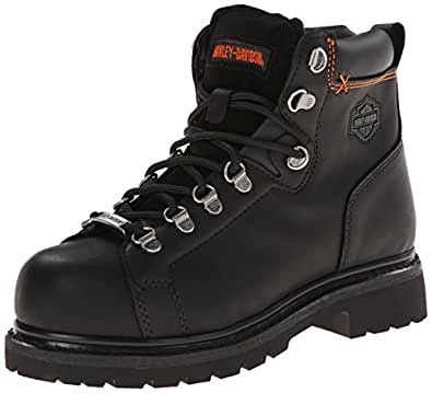 harley davidson s gabby steel toe work boot harley davidson shoes