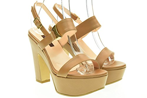 L'AMOUR donna sandalo 314 MIU80 Cuoio 35 Cuoio