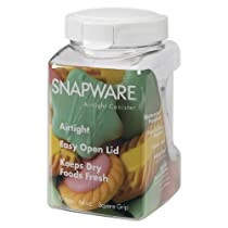 Snapware Square-Grip Canister