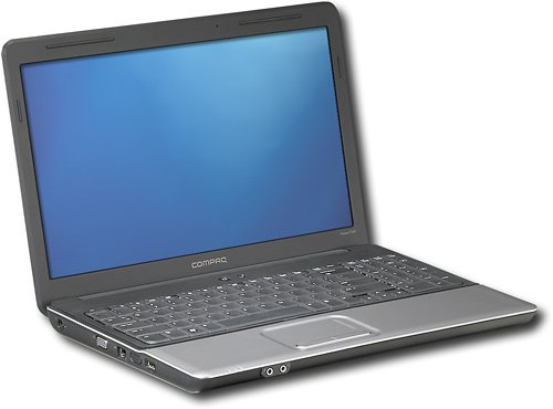 Compaq Presario CQ60-422DX 15.6-Inch Laptop -Intel Celeron900/2GB DDR2/160GB SATA/Windows 7 Home Premium 64-bit