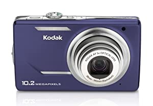 Kodak EasyShare M380 Digital Camera (Purple)