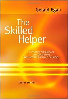 the skilled helper model 3 stage mentoring model this 3-stage model, adapted from the 'skilled helper  model' described in gerard egan's skilled helper, is a useful framework to help.