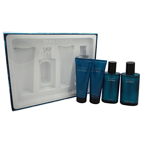 Davidoff Cool Water Men's Fragrance Gift Set (Cool Water Gift Set compare prices)