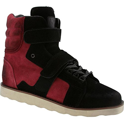 Android Homme Men's Propulsion Boot (red / black)-13.0