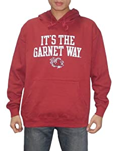 NCAA South Carolina Gamecocks Mens Warm Athletic Pullover Hoodie by NCAA