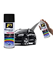 F1 Aerosol Spray Paint (Black Matte)