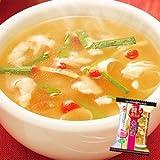 アマノフーズ フリーズドライ 無添加 韓国参鶏湯(サムゲタン)  10袋 (韓国料理 スープ)