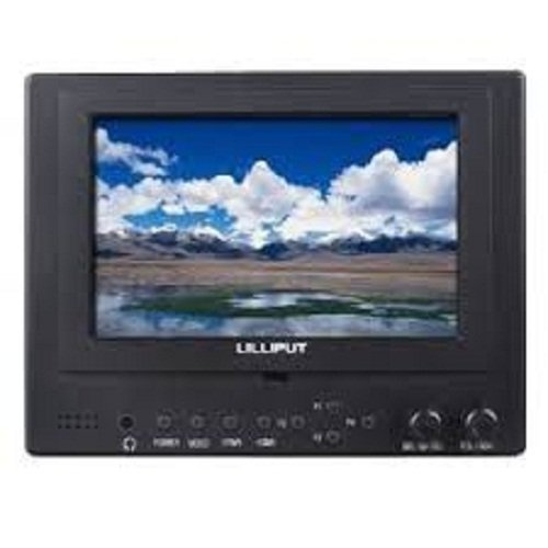 "Lilliput 569Gl-Np/Ho/Y 5"" Hd Lcd Field Monitor + Hdmi In/Out Vedio In/Out By Camgeeker"