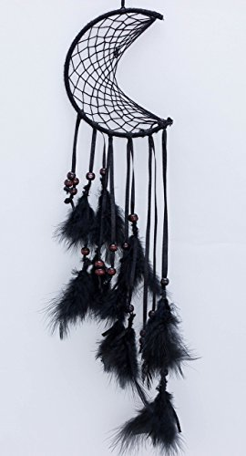Daedal dream catchers - Crescent ebony Standard