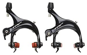 TRP R920 Front & Rear Brake Caliper Set Black