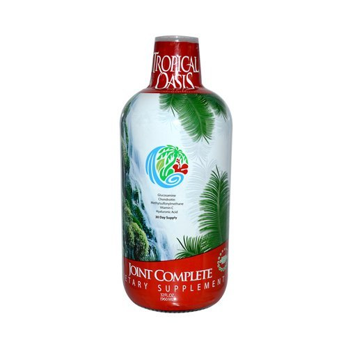 Tropical Oasis Joint Complete - 32 Ounce, (Pack Of 3)