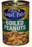 Margaret Holmes, Green Boiled Peanuts, 13.5oz Cans (Pack of 6)