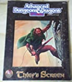 Thief's Screen: Advanced Dungeons and Dragons Accessory (Advanced Dungeons & Dragons, 2nd Edition) (1560768312) by Williams, Skip