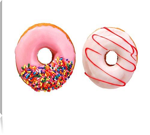 lustrate-donuts-formato-120x80-su-tela-xxl-enormi-immagini-completamente-pagina-con-la-barella-stamp