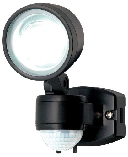 ELPA AC100VLEDセンサーライト(AC電源タイプ) 防雨タイプ ESL-SS401AC ESL-SS401AC