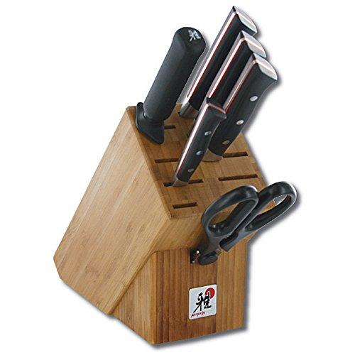 Miyabi Fusion 7-pc Knife Block Set 34300-007