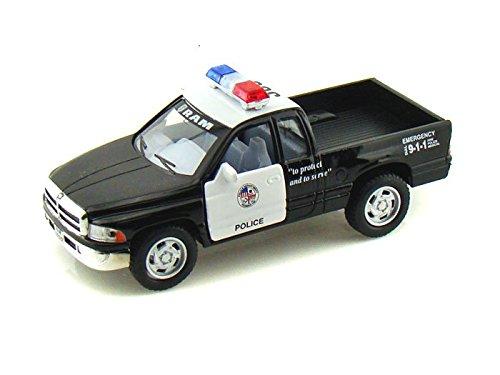 Dodge Ram Police Truck 1/44 - 1