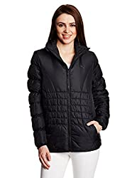 Puma Women's Jacket (83747301_Black_Small)