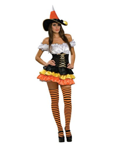 Candy Corn Cutie Adult Sm Adult Womens Costume