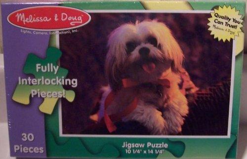 "Melissa & Doug ""Dog"" 30 Piece Jigsaw Puzzle"