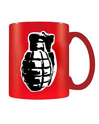 Cotton Island - Tazza 11oz TM0451 grenade, Taglia 11oz
