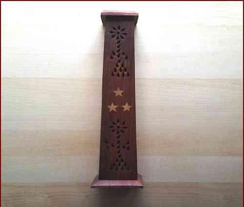 Incensario torre{3} estrellas