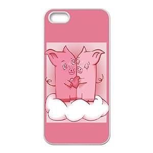 Amazon.com: Pigs in Love IPhone 5,5S Cases, Anti-Slip ...