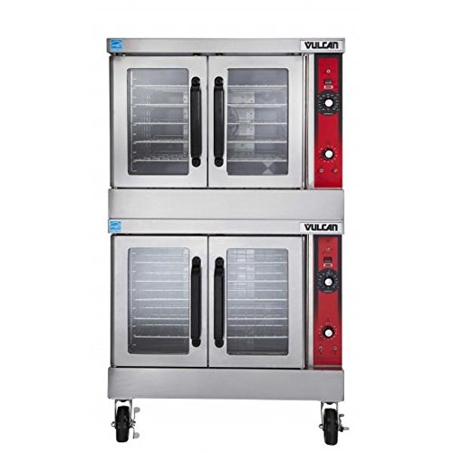 Vulcan Hart Double Deck Gas Convection Oven (Small Double Oven compare prices)