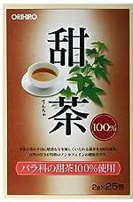 オリヒロ 甜茶100% 2g*26包